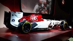 Alfa Romeo Sauber - 2017