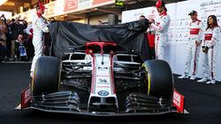 Alfa Romeo - Sauber - F1 - Formel 1 - C39 - Testfahrten - Barcelona 2020
