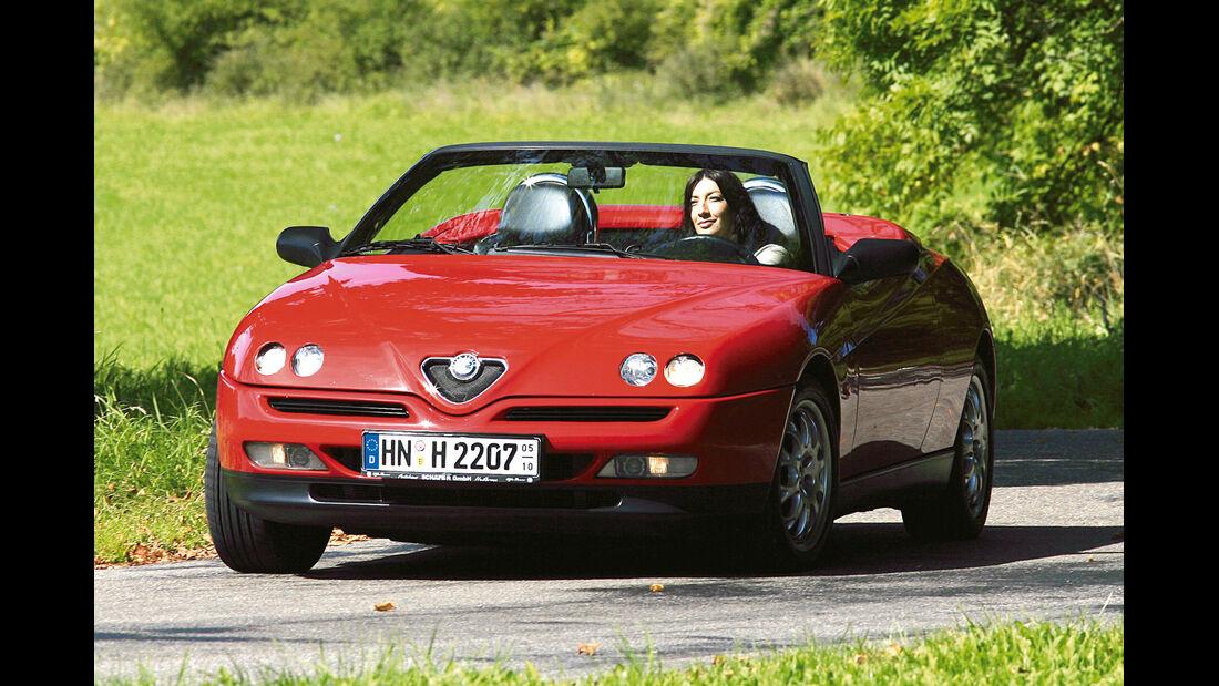 Alfa Romeo Spider,