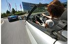 Alfa Romeo Spider 2.0 TS, Fiat Barchetta, Ausfahrt