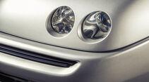 Alfa Romeo Spider 2.0 TS, Frontscheinwerfer