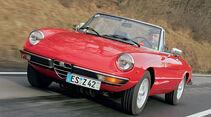 Alfa Romeo Spider 2000 Fastback (70-83)