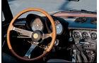 Alfa Romeo Spider 2000 Veloce, Innenraum