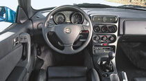 Alfa Romeo Spider, Cockpit