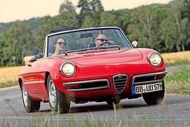 Alfa Romeo und Aston Martin besonders beliebt
