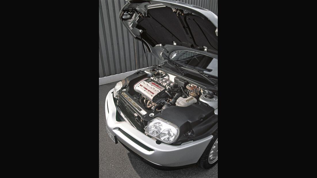 Alfa Romeo Spider, Motor