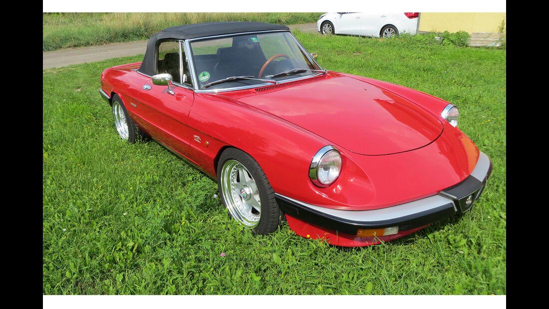 Alfa Romeo Spider V10