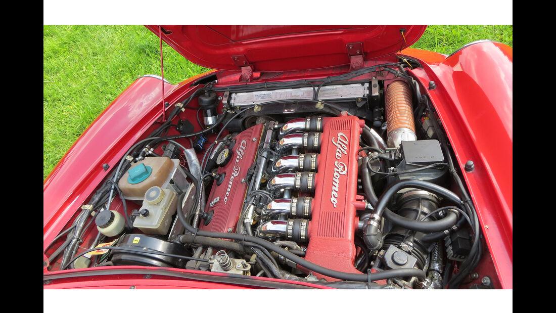 Alfa Romeo Spider V13