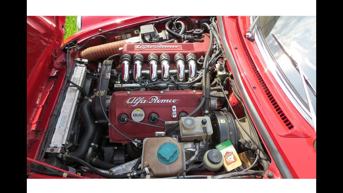 Alfa Romeo Spider V14