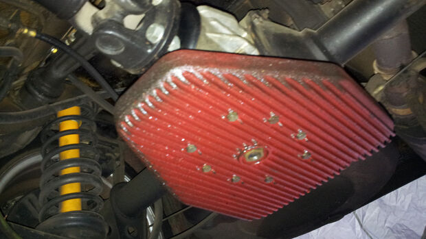 Alfa Romeo Spider V20