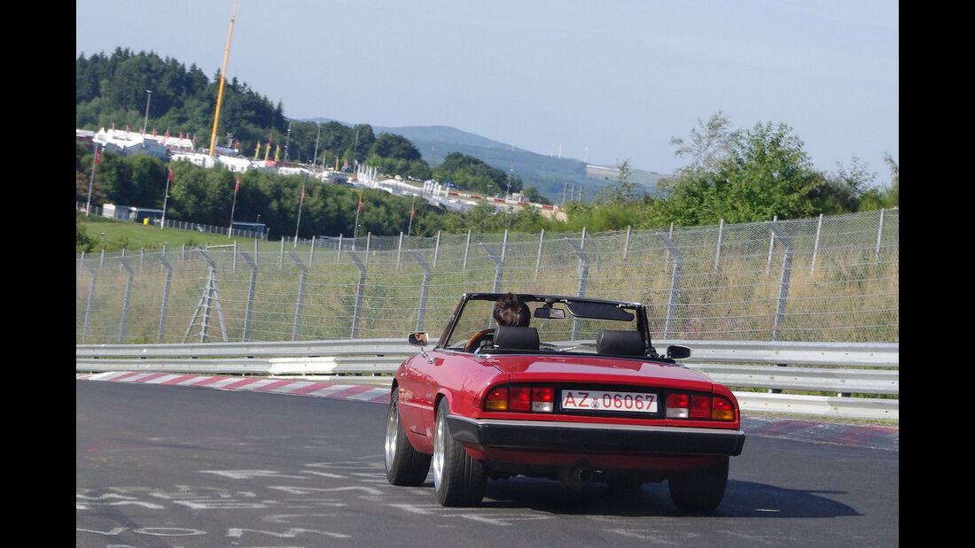 Alfa Romeo Spider V23