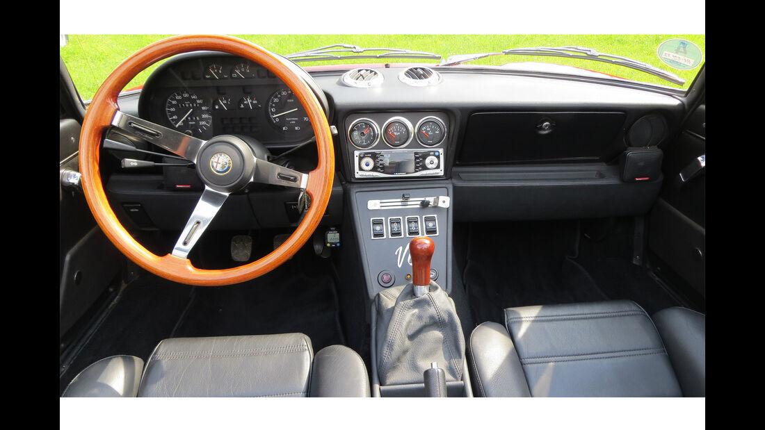 Alfa Romeo Spider V27
