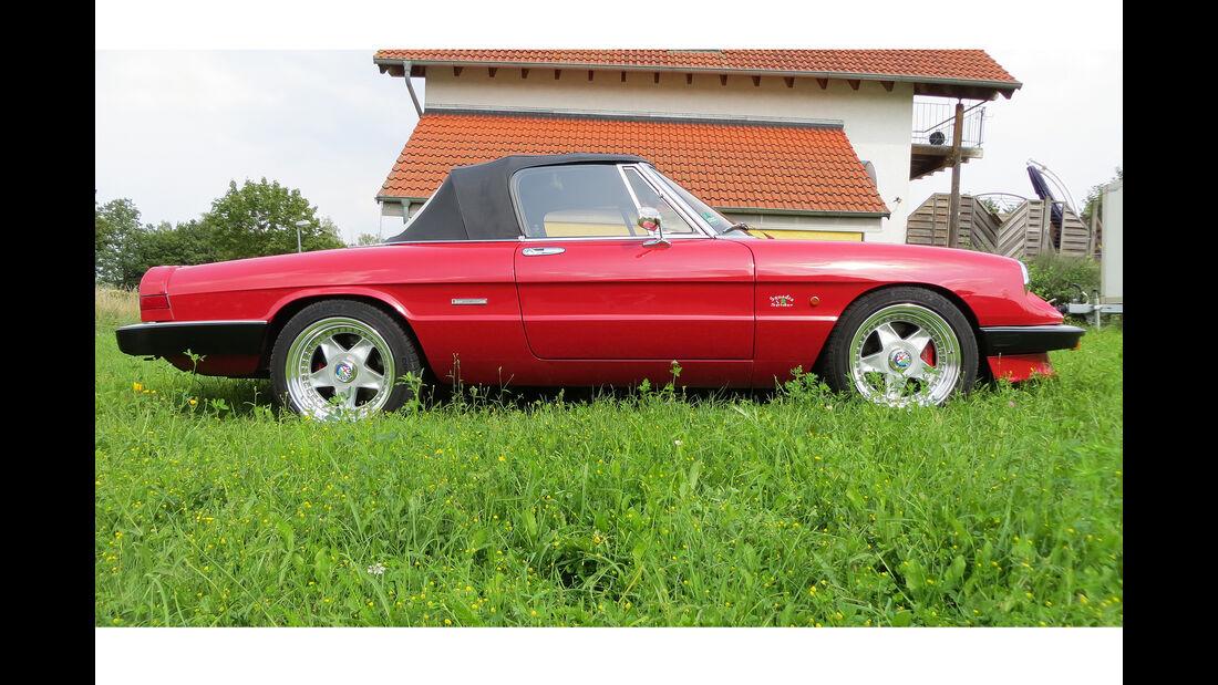Alfa Romeo Spider V29