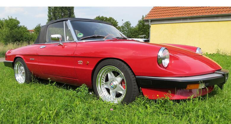 Alfa Romeo Spider V30