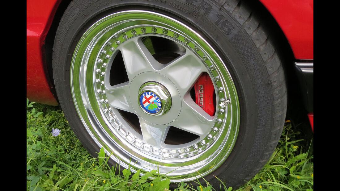 Alfa Romeo Spider V32