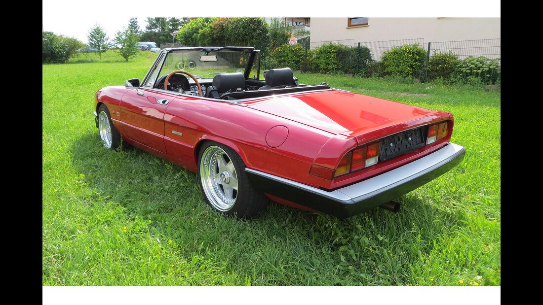 Alfa Romeo Spider V8