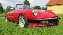 Alfa Romeo Spider V9