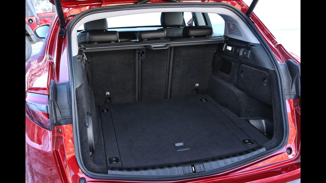 Alfa Romeo Stelvio 2.0 Turbo 16V Fahrbericht
