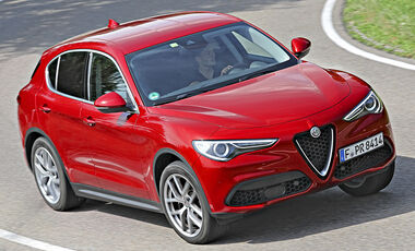 Alfa Romeo Stelvio, Best Cars 2020, Kategorie K Große SUV/Geländewagen