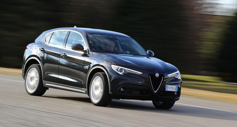 Alfa Romeo Stelvio, Fahrbericht