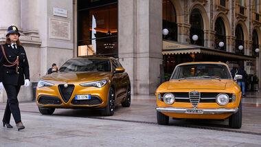 Alfa Romeo Stelvio GT Junior Sondermodell
