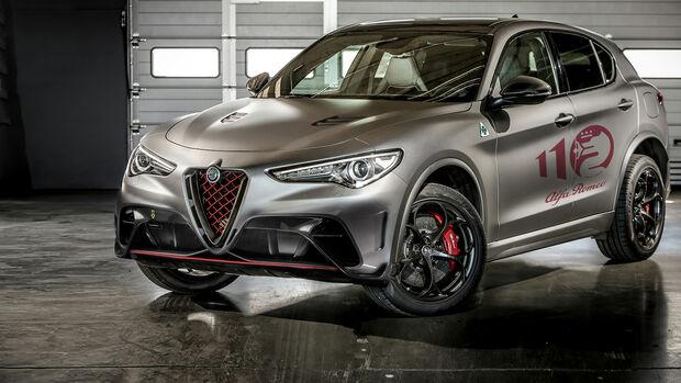 Alfa Romeo Stelvio GTA Retusche 2020