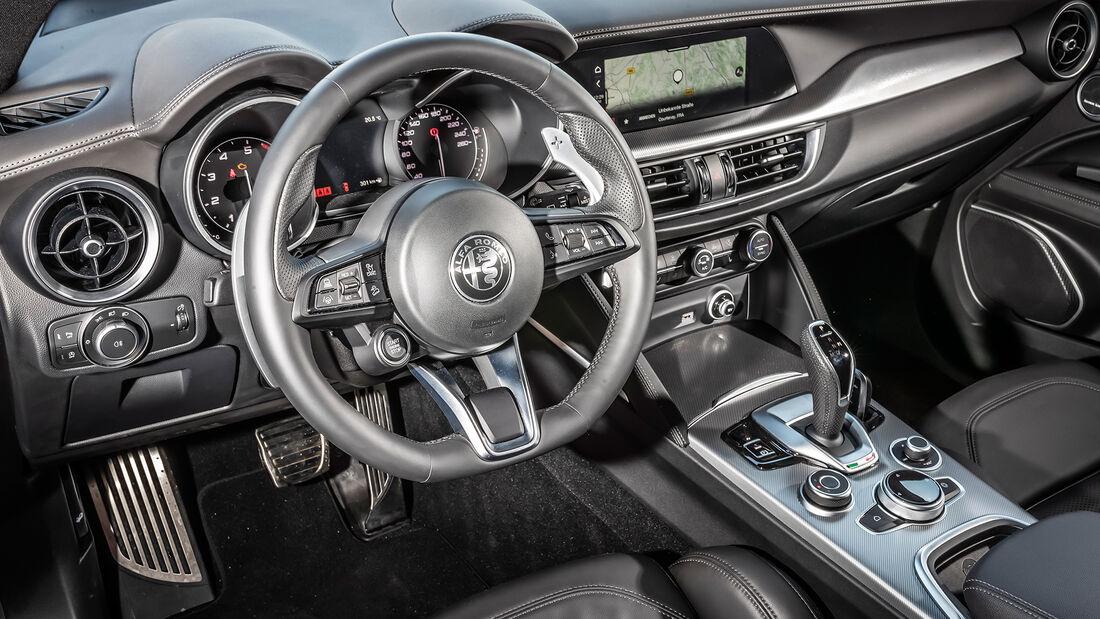 Alfa Romeo Stelvio - Modelljahr 2020 - SUV - Innenraum