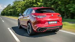 Alfa Romeo Stelvio Quadrifoglio Facelift