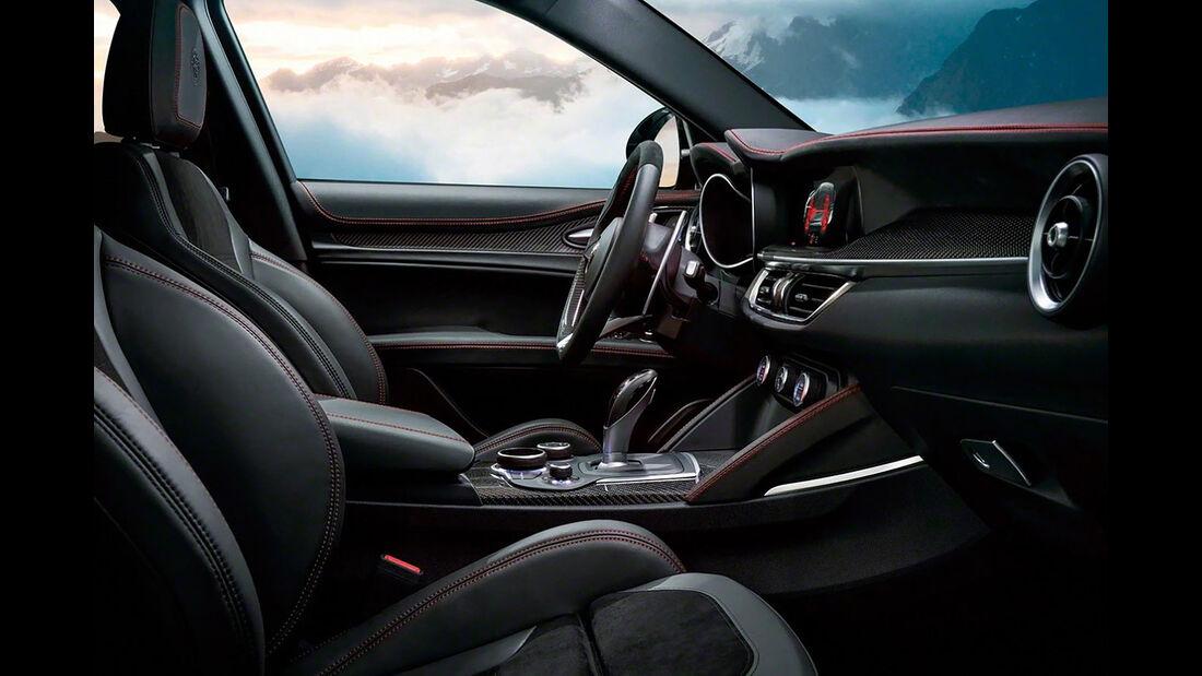 Alfa Romeo Stelvio Sperrfrist 16.11.2016