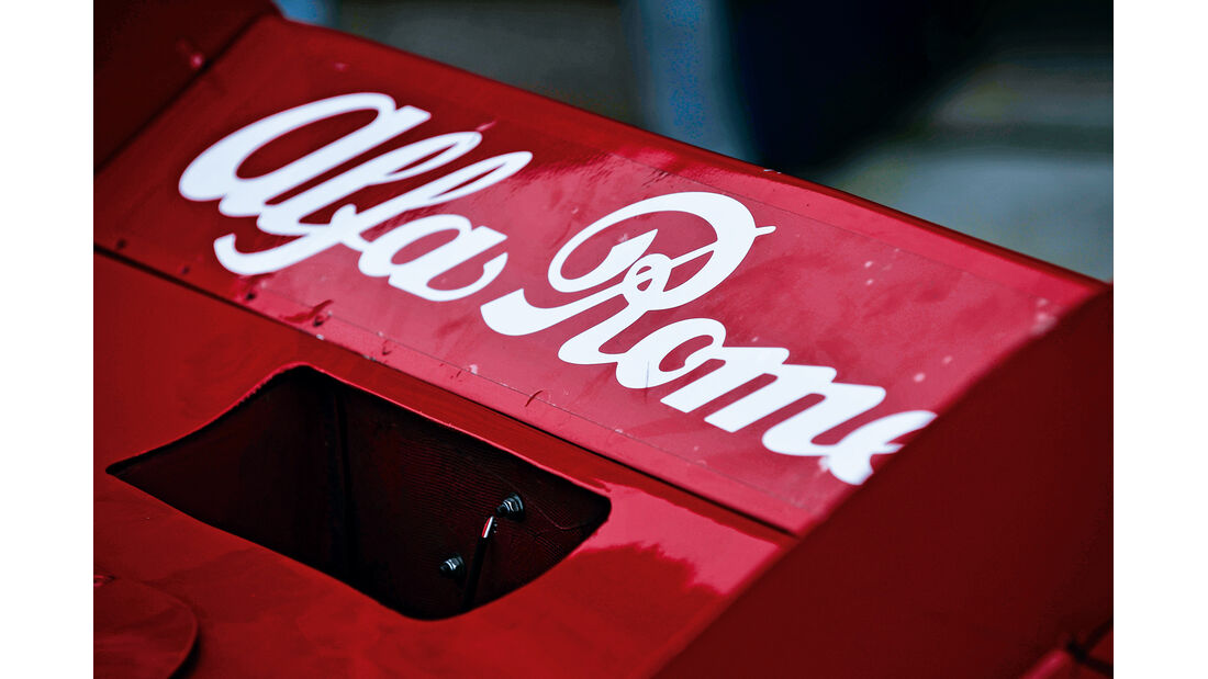 Alfa Romeo T33/3, Hinterachse