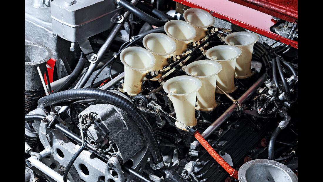 Alfa Romeo T33/3, Motor