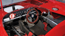 Alfa Romeo T33/TT/12, Cockpit