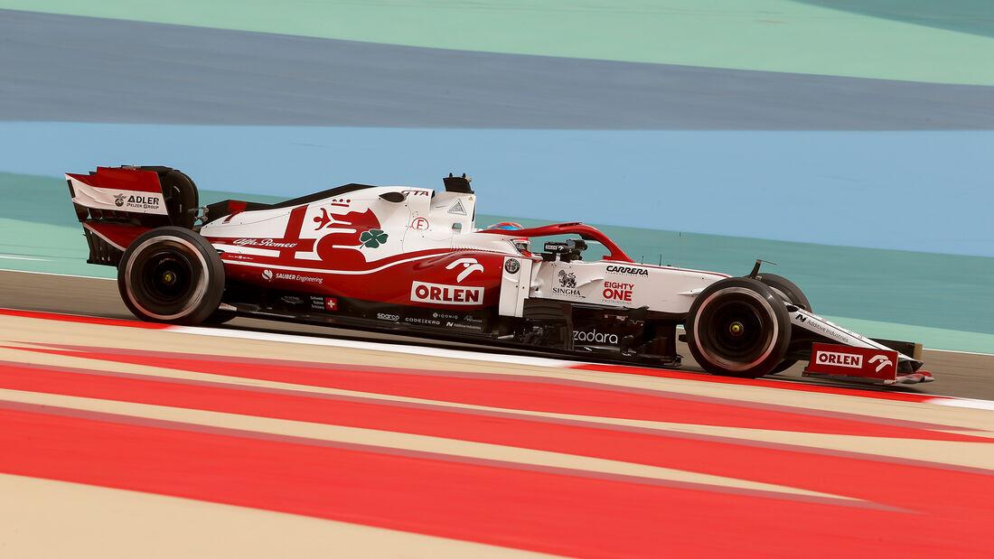 Alfa Romeo - Technik-Details - Formel 1 - 2021