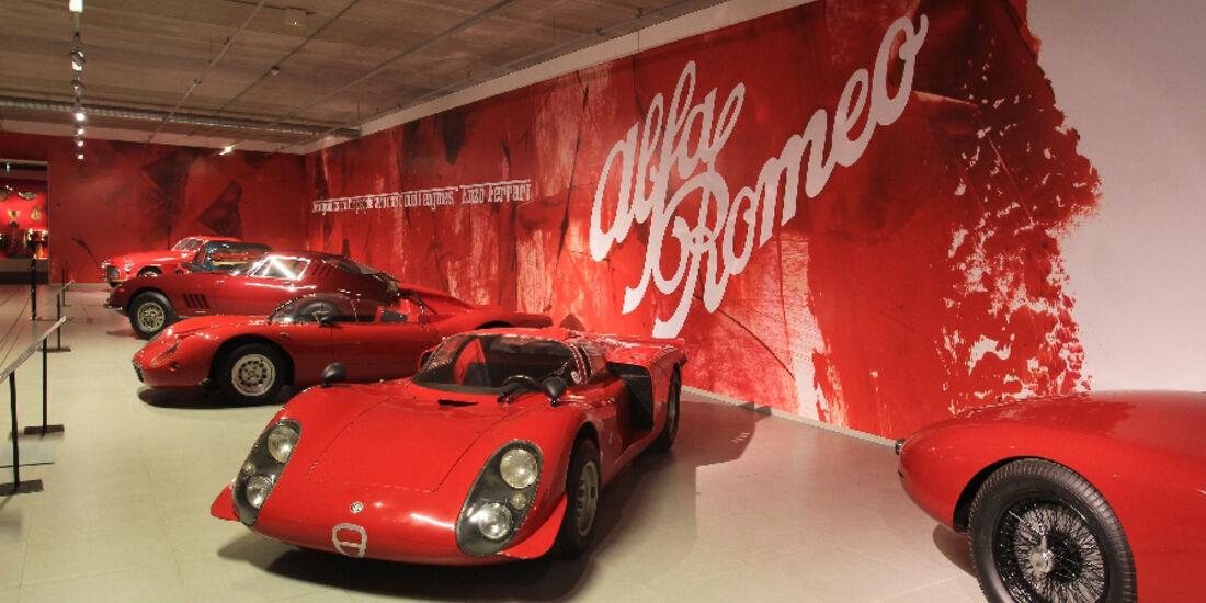 Alfa Romeo Tipo 33, 1967