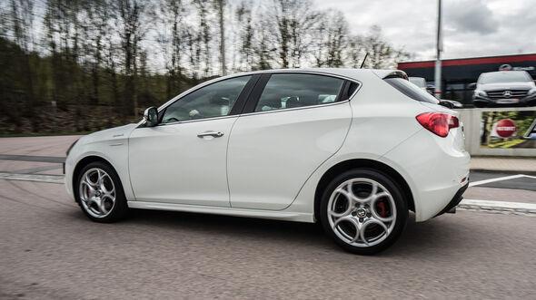 Alfa Romro Giulietta, Gebrauchtwagen-Check, asv1117
