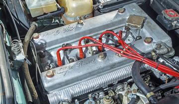 Alfa Spider 2.0., Motor