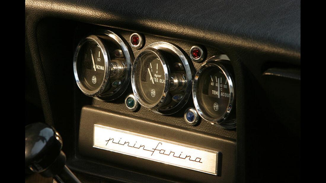 Alfa Spider 2000 Fastback