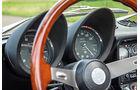 Alfa Spider 2000 Fastback, Rundinstrumente