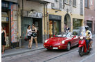 Alfa Spider in Mailand