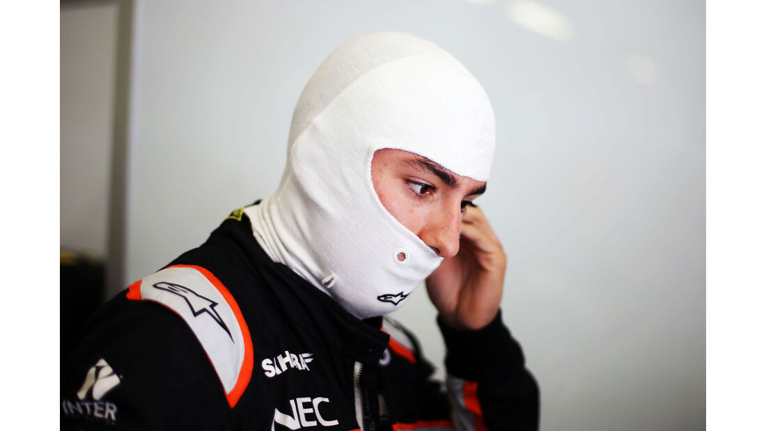 Alfonso Celis - Force India - Formel 1 - GP Österreich - 1. Juli 2016