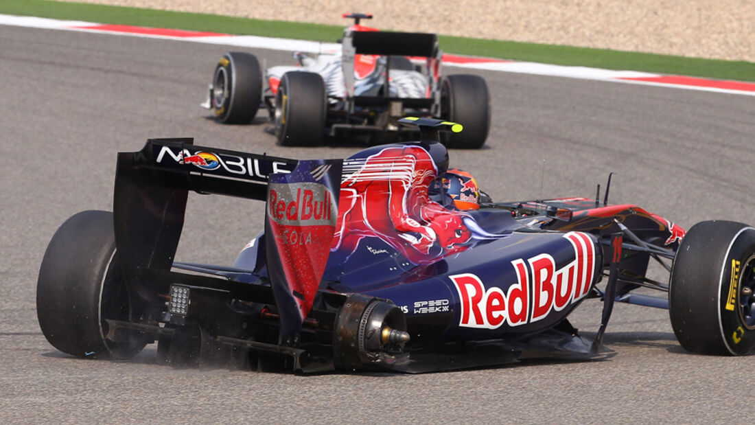 Alguersuari GP China 2011