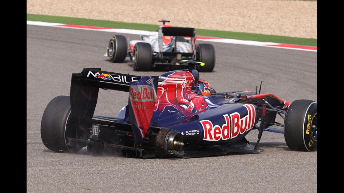 Alguersuari GP China 2011