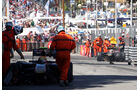 Alguersuari und Petrov GP Monaco 2011