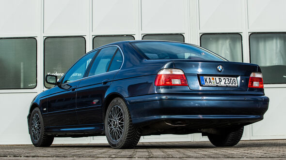 Bmw 5er E39 Tuning Aus China Was Taugen Die Billig Teile Auto
