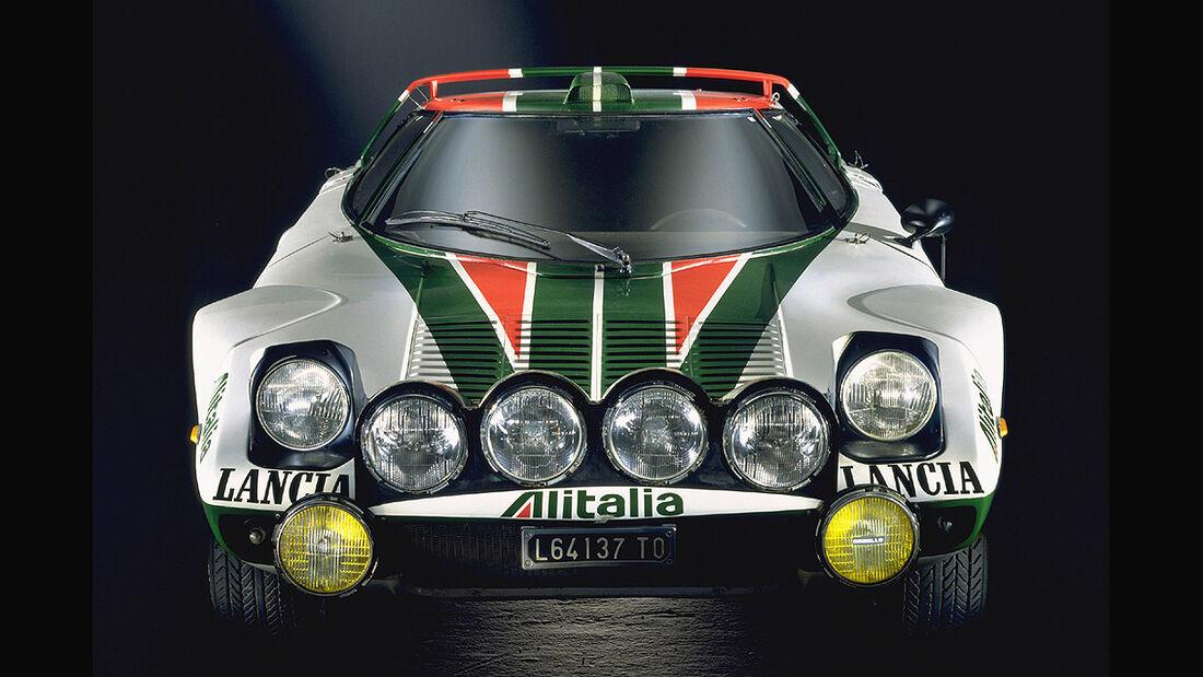 Alitalia Lancia Stratos