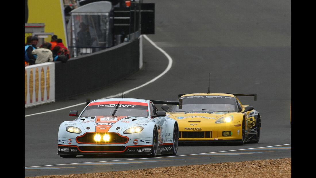 Allan Simonsen - Le Mans 2013
