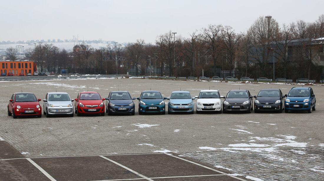 Alle Fahrzeuge