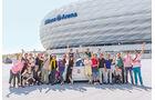 Allianz Arena, Reisegruppe, Chinesen