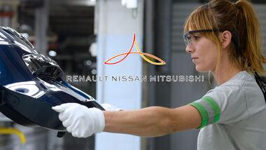 Allianz Renault Mitsubishi Produktion