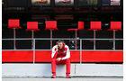 Allison - Ferrari - Barcelona Test 2 - 2015